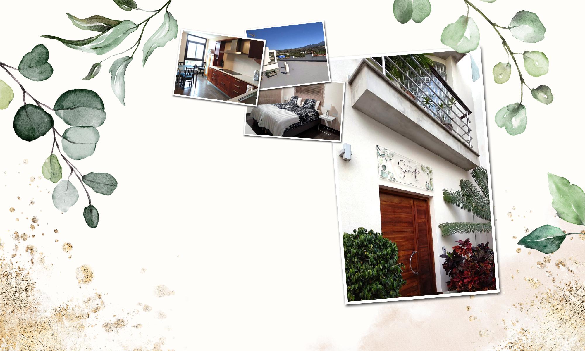 Casa Sansofe - Modernes Apartementhaus in Los llanos de Aridane